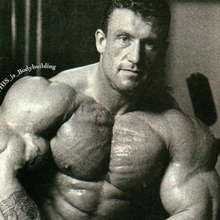 Inside The Shadow - Dorian Yates
