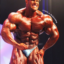 Jay Cutler on Arnold Classic 2002
