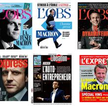 Le cas Macron - Drahy - SFR