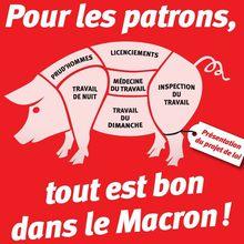 Macron contre les retraites