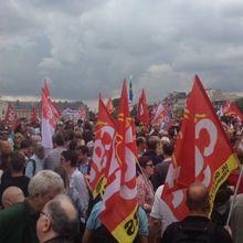 Le 27 juin, déjà des milliers de manifestants contre la casse du droit du travail