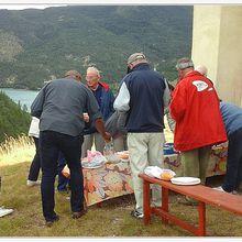 St André les Alpes : Fête de St Pierre St Paul à Méouilles