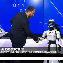 Les robots d'aide à la personne se multiplient !