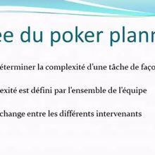 Pilotage de projet : Le poker planning #5