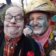 carnaval de Dunkerque : ça c' est fait ! (première partie)