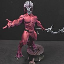 Tuto: le rouge de Magnus