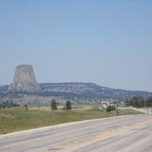 Devil's Tower National Monument