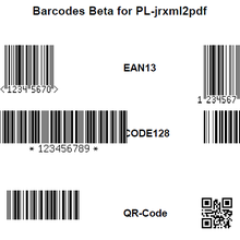 PL-jrxml2pdf and barcodes