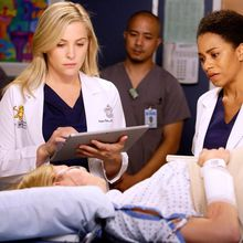 Critiques Séries : Grey's Anatomy. Saison 13. Episode 11.