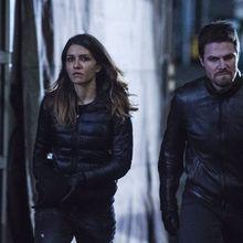Critiques Séries : Arrow. Saison 5. Episode 12.