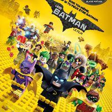 Critique Ciné : Lego Batman, le film (2017)