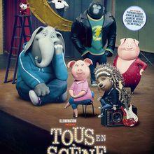 Critique Ciné : Tous en scène (2017)
