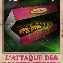 Critique Ciné : L'attaque des donuts tueurs (2017)