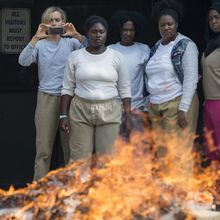 Critiques Séries : Orange is the New Black. Saison 5. Episodes 5 et 6.