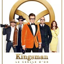 Critique Ciné : Kingsman 2 : Le cercle d'or (2017)