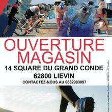 Ouverture de la boutique Tripp Sport à Liévin : Trail, Triathlon, Natation