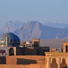 Iran : Yazd