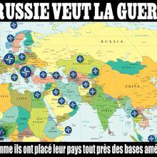"""Le plan du Pentagone pour le """"théâtre européen"""""""