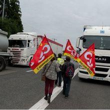Routiers : blocages dès le 25 septembre