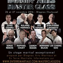 Léo Tamaki à Toulouse, démonstration et Master Class le 26 novembre