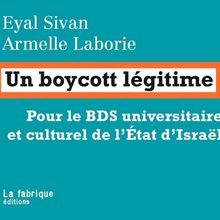 Un boycott légitime (Armelle Laborie et Eyal Sivan)