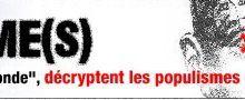 Marion Maréchal-Le Pen en visite chez les identitaires de Paris fierté