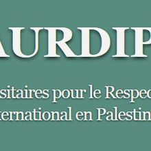 "Préface pour la traduction française du texte ""Israeli Practices towards the Palestinian People and the Question of Apartheid"""