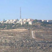 700.000 colons juifs vivent maintenant dans les territoires palestiniens occupés
