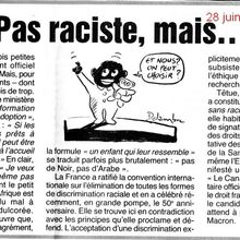 Le ministère des affaires sociales encourage-t-il le racisme ?