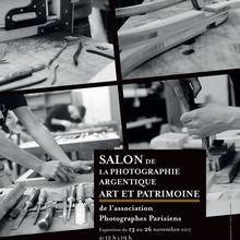 SALON DE LA PHOTOGRAPHIE ARGENTIQUE ART ET PATRIMOINE 2ème Edition