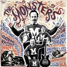 "The Monsters - ""M"" (2016)"