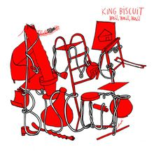 "King Biscuit - ""well, well, well"" (2017)"