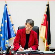 Lettre ouverte à la Ministre de l'Environnement allemande, Dr Barbara Hendricks, à propos du glyphosate: «Prenez vos responsabilités»