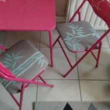 DIY réparation d'une chaise pour enfant !!!