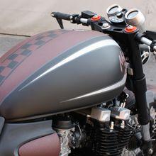 Yamaha XJR1300 Nothing Else Matters