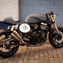 Kawasaki ZRX 1100 Bike Design