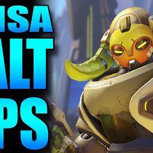 Overwatch - Orisa Halt Tips
