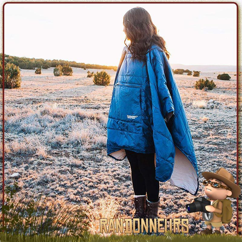 Poncho Couverture ultra léger Thermarest Honcho Poncho