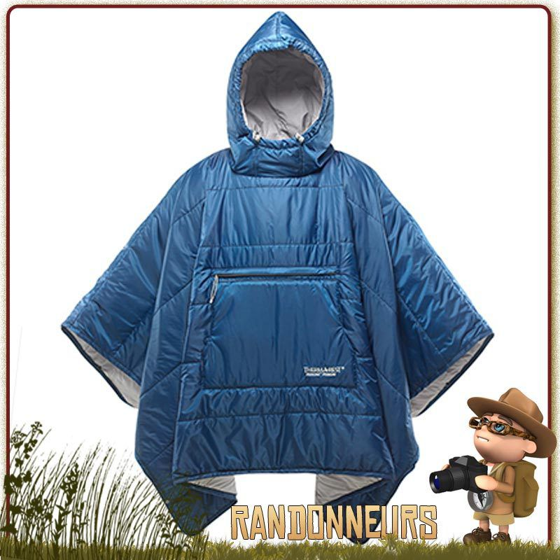 Poncho Couverture Honcho Poncho Thermarest