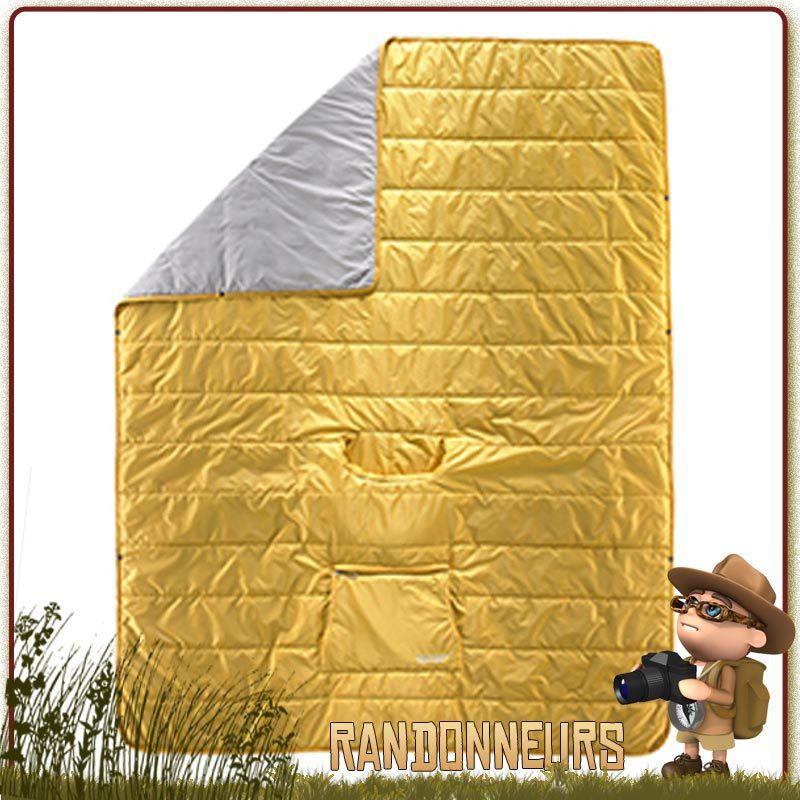 Couverture Honcho Poncho Thermarest