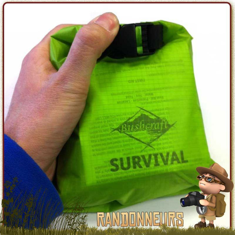 Kit de survie complet BCB International