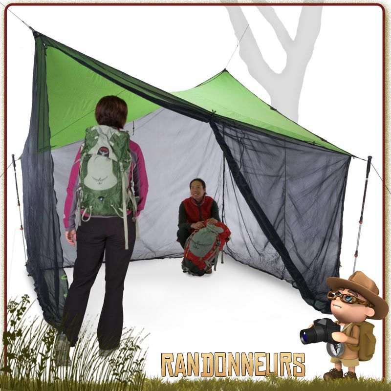TARP ABRI BUGOUT SCREEN ROOM 9x9 NEMO