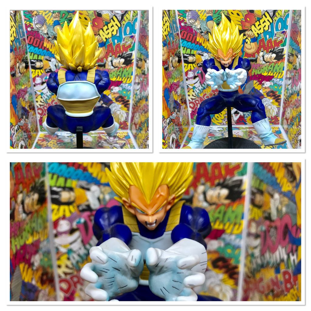 Vegeta Final Flash