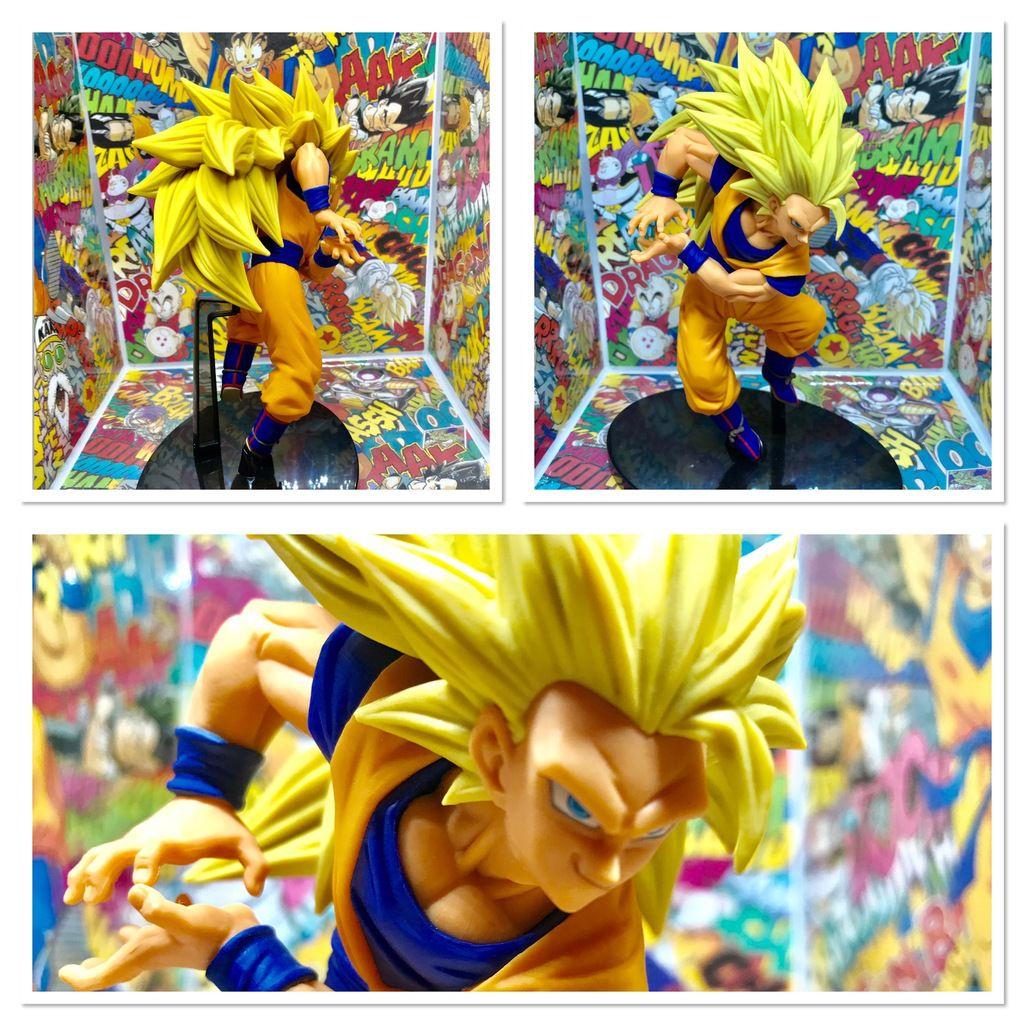 Son Goku SSJ3 SCultures Tenkaichi Budokai 6 vol.6