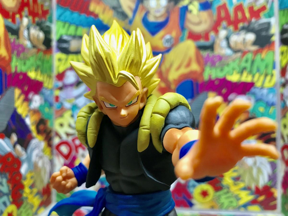 Gogeta Xeno Super Dragon Ball Heroes DXF