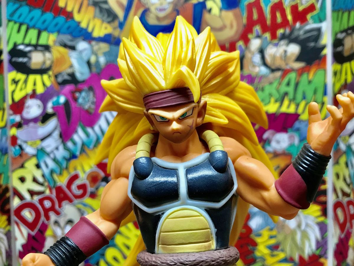 Baddack Xeno SSJ3 Super Dragon Ball Heroes DXF