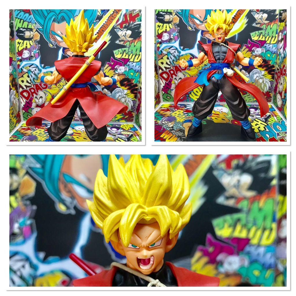 Super Dragon Ball Heroes DXF Son Goku Xeno