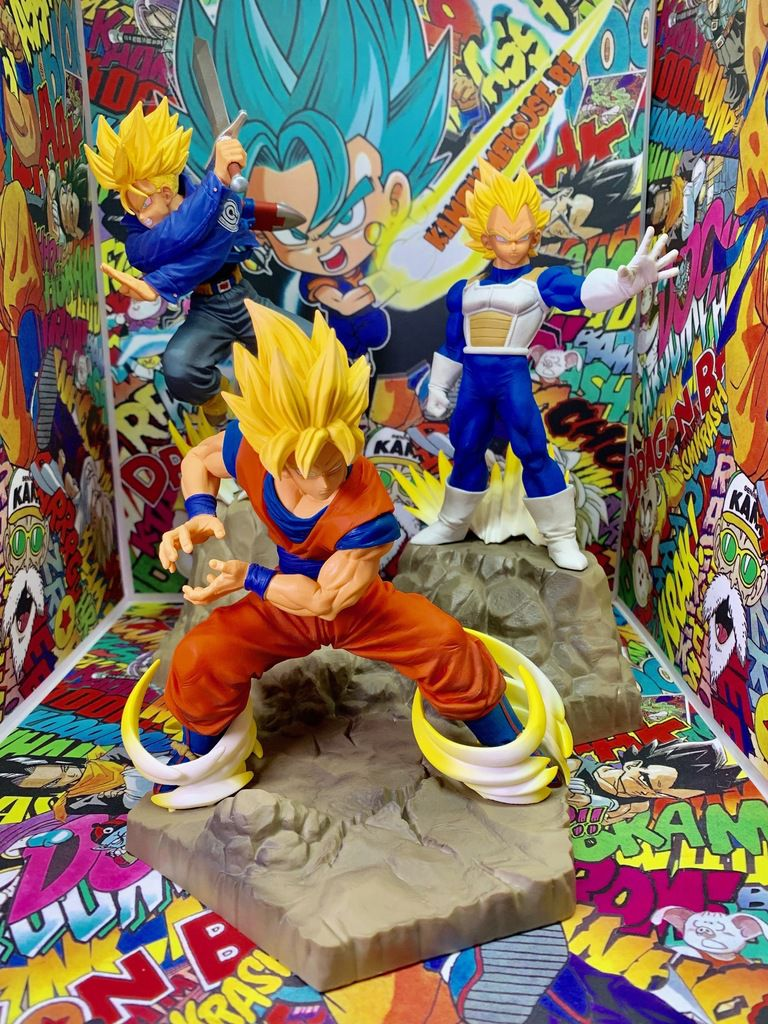 Absolute Perfection Figure Trunks