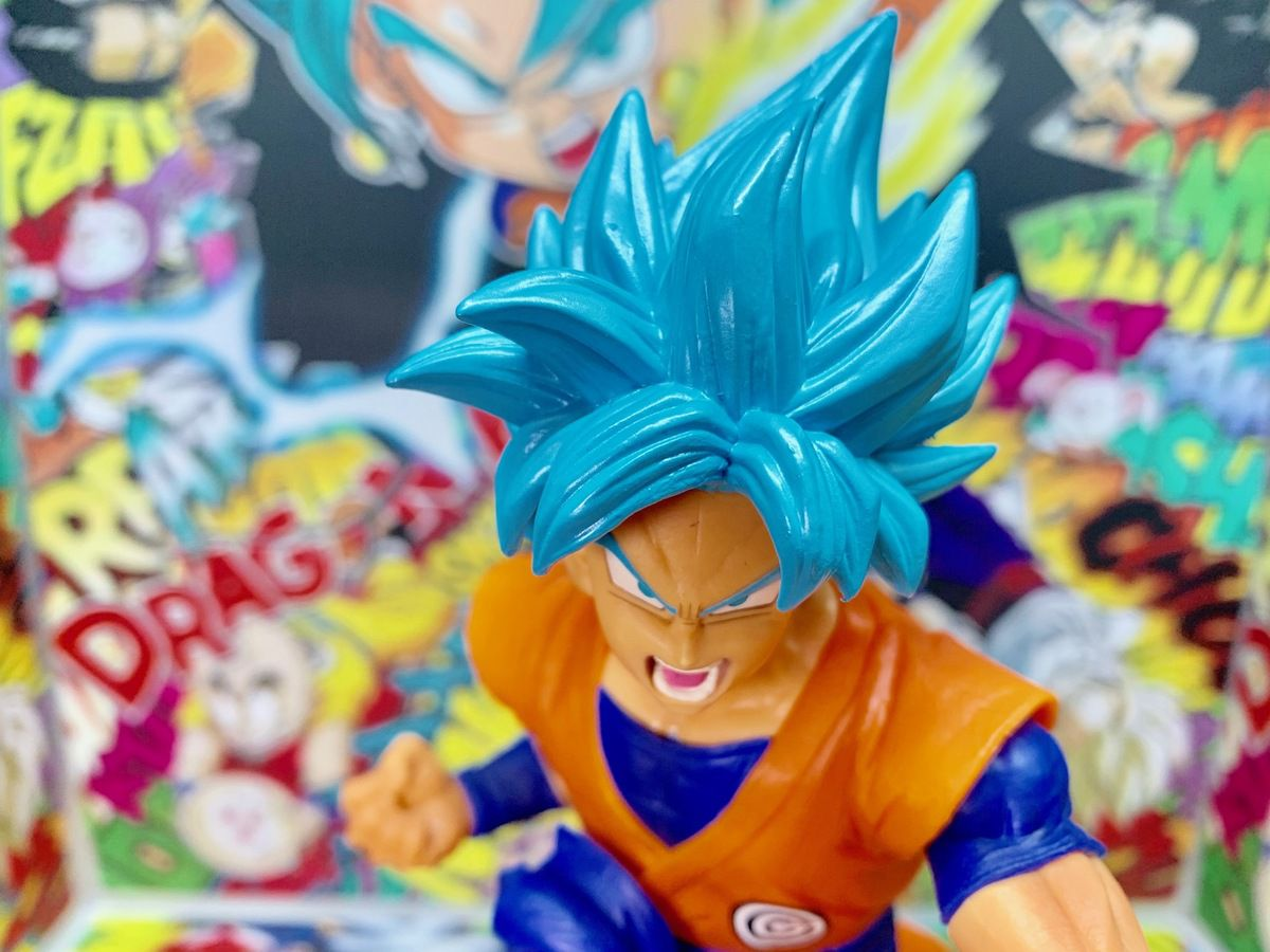 Super Dragon Ball Heroes - Son Goku Super Saiyan Blue Vol.1