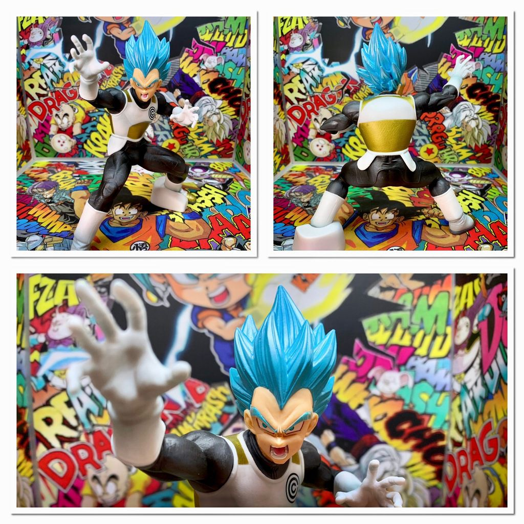 Super Dragon Ball Heroes - Vegeta Super Saiyan Blue Vol.2